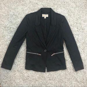 Michael Kors zipper blazer